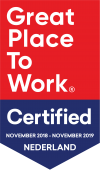 Great place to work (gptw) certified